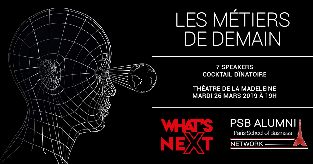 Conférence What's Next