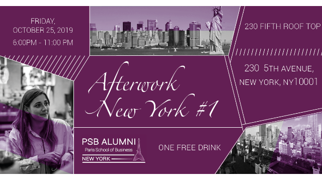 Afterwork New York #1
